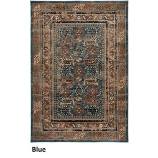 Rizzy Home Bellevue Abstract Area Rug (9'2 x 12'6)