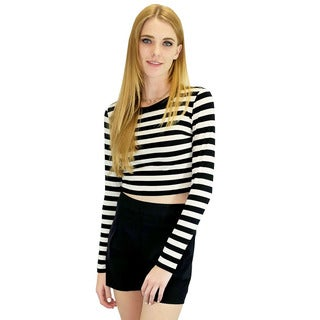 Relished Women's Chaplin Crop Top Set