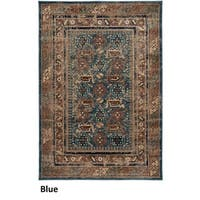 Rizzy Home Bellevue Abstract Rug - 6'7 x 9'6