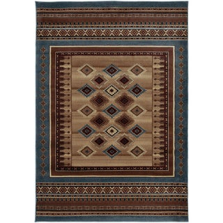 Rizzy Home Bellevue Area Rug (6'7 x 9'6)