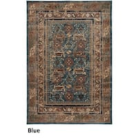 Rizzy Home Bellevue Area Rug - 5'3 x 7'7
