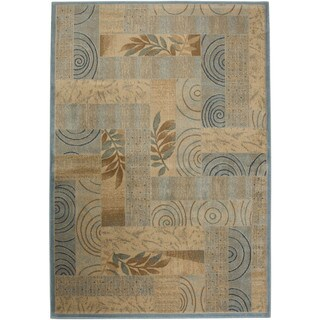 Rizzy Home Bellevue Area Rug (5'3 x 7'7)