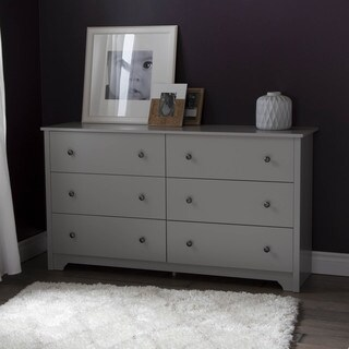 South Shore Vito 6-drawer Double Dresser