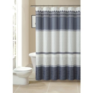 VCNY Quincy Shower Curtain