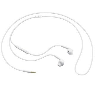 Samsung Stereo Headsets 3.5mm - For Samsung Galaxy S6 and Galaxy S6 Edge - White