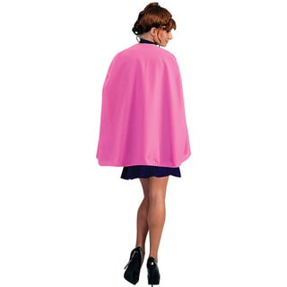 Pink Superhero Cape