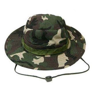 Groundskeeper Camouflage Bucket Hat
