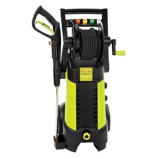 Sun Joe Pressure Joe 2030 PSI 1.76 GPM 14.5-Amp Electric Pressure Washer with Hose Reel