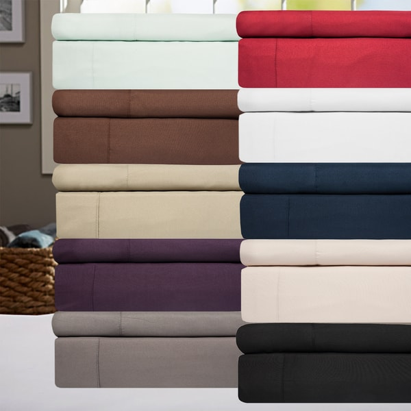 Luxurious Ultra Soft 6-Piece Sheet Set