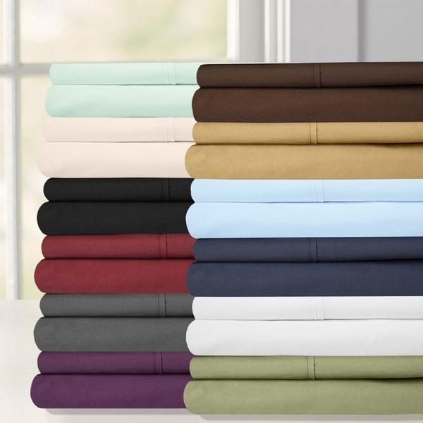 Luxurious Ultra Soft 6-Piece Sheet Set