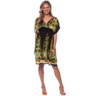 Women's Cover Up Beach Dress|https://ak1.ostkcdn.com/images/products/10292633/P17406916.jpg?impolicy=medium