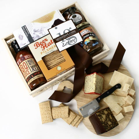 igourmet For The Beer Lover Gift Crate