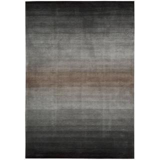 Rug Squared Marietta Grey Rug (7'3 x 9'3)