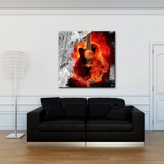 Ready2HangArt 'Born2BWild XXVIII' Canvas Wall Art