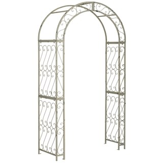 Safavieh Outdoor Living Pagan Antique White Arch