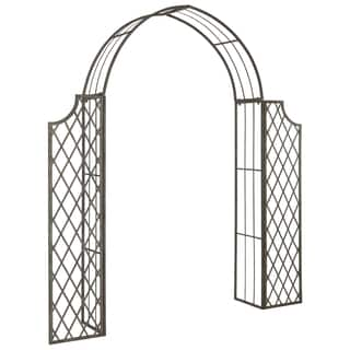 Safavieh Outdoor Living Jaida Rustic Blue Arbor