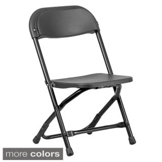Plastic Colored Child's Folding Chair