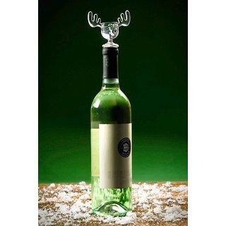 Christmas Vacation Griswold Moose Mug Wine Bottle Stopper