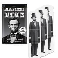 Abraham Lincoln Band-aids