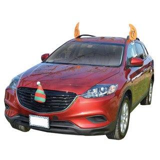 Elf Kit Ears Christmas Car Costume