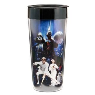 Star Wars 16-ouncePlastic Travel Coffee Mug