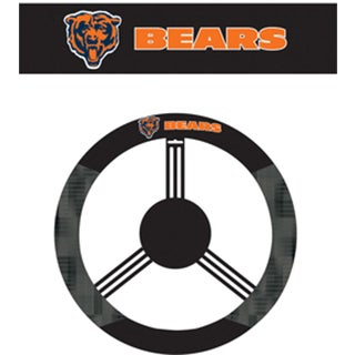 Chicago Bears Logo Poly Mesh Wheel Cover