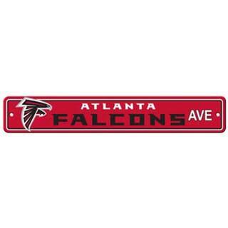 Atlanta Falcons Ave Street Sign