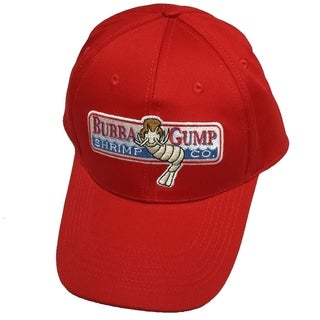 Bubba Gump Shrimp Adult Baseball Cap