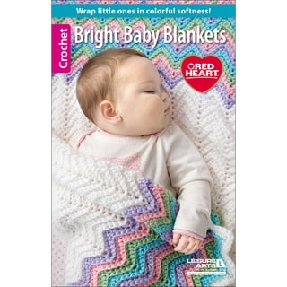 Leisure Arts Bright Baby Blankets