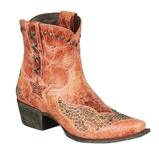 "Lane Boots ""Starry Night"" Women's Leather Cowboy Boot"