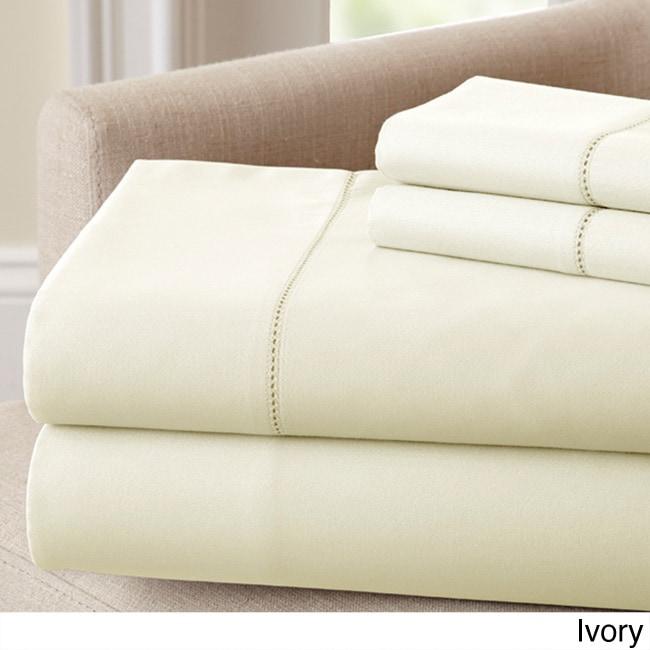 Amrapur Overseas 400 Thread Count 100-percent Cotton 4-pi...