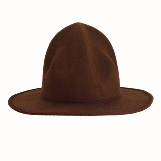Pharrell Williams Hat Singer Happy Costume Smokey The Bear Tall Brown Mountie