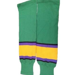 Mighty Ducks Green Ice Hockey Socks