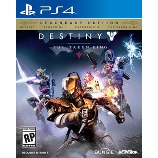 PS4 - Destiny: The Taken King Legendary Edition