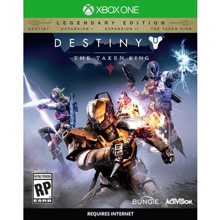 Xbox One - Destiny: The Taken King Legendary Edition