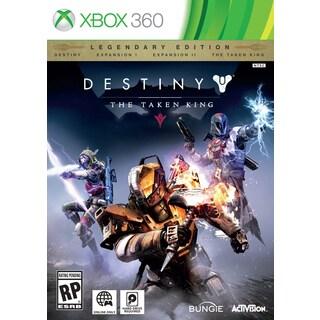Xbox 360 - Destiny: The Taken King Legendary Edition