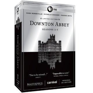Downton Abbey: Seasons 1-5 (DVD)