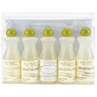 Eucalan Fine Fabric Wash 3.3oz Gift Pack