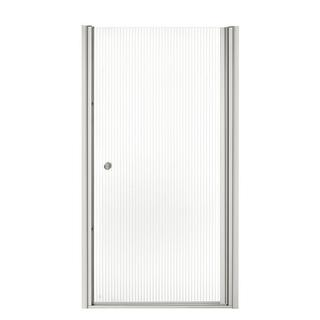 Kohler Fluence 36-1/2 inches x 65-1/2 inches Frameless Pivot Shower Door