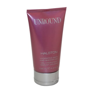 Halston Unbound 4.4-ounce Shower Gel