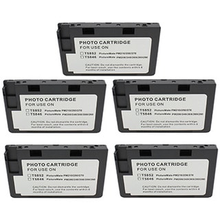 T5852 T5845 T5846 Ink Cartridge Use for Epson PictureMate Charm PM 200/210/225/240/250/260/270/280/290/300 Series Printers