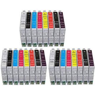 Replacing 54 T054 Ink Cartridge Use for Epson Photo Stylus R800 R1800 Series Printers