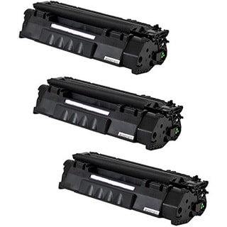 Replacing 05A CE505A Toner Cartridge for HP LaserJet P2035 P2035n P2050 P2055 P2055d P2055dn P2055x Series Printers
