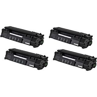 Replacing 05A CE505A Toner Cartridge for HP LaserJet P2035 P2035n P2050 P2055 P2055d P2055dn P2055x Series Printers