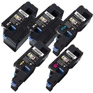 Replacing 332-0399 332-0400 332-0401 332-0402 Toner Cartridge for Dell C1660 C1660w C1660 C1660cnw Series Printers