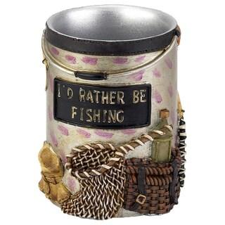 Rather Be Fishing Tumbler