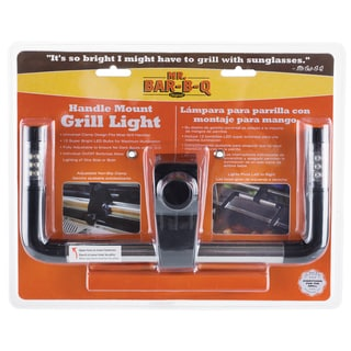 Mr. Bar-B-Q 12 LED Grill Light with Clamp