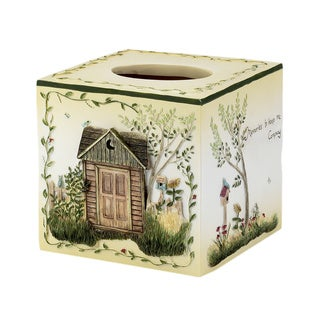Outhouses Tissue Cover