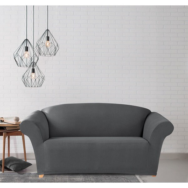 Shop Sure Fit Stretch Morgan Loveseat Furniture Cover