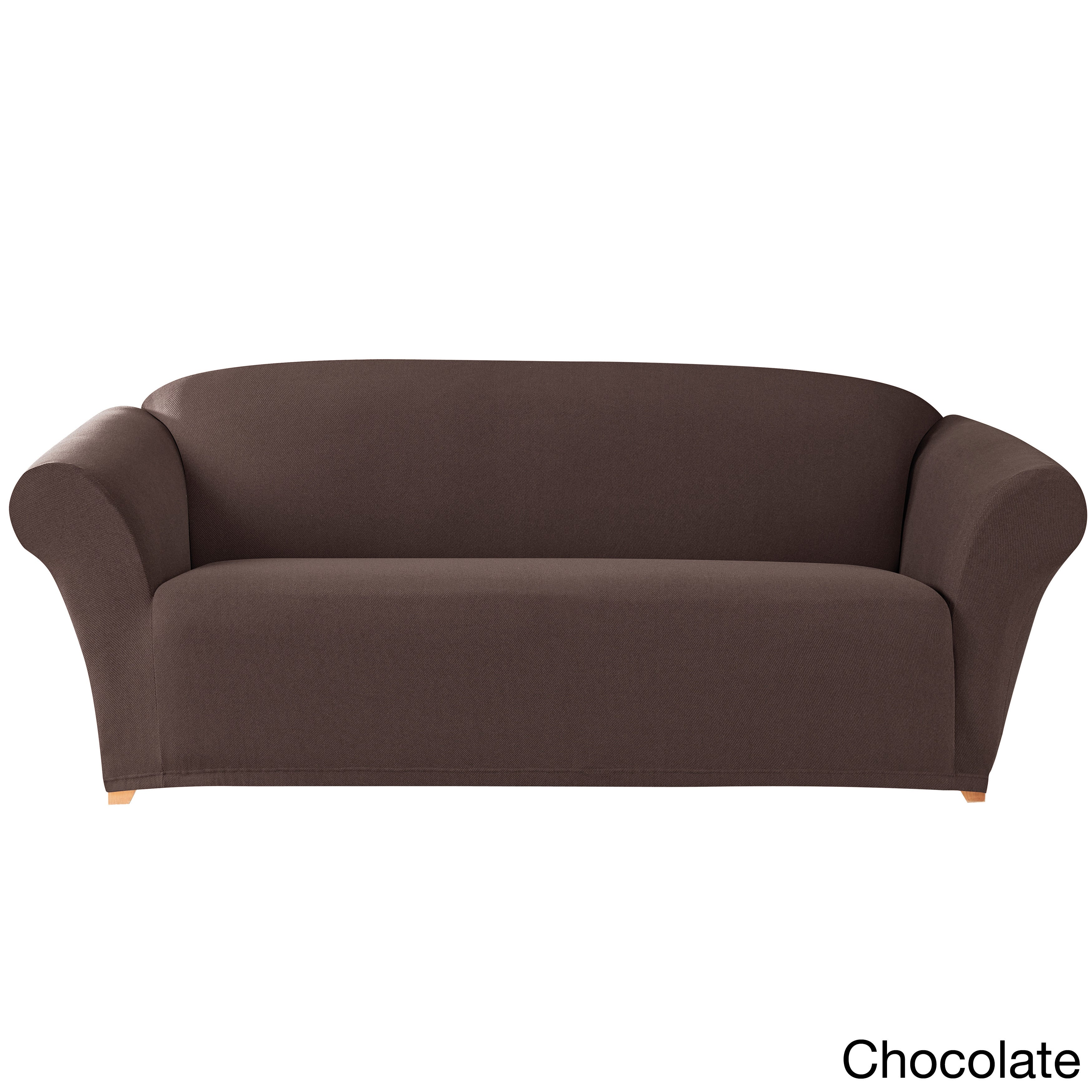 One Piece Sofa Sure Fit Ultimate Stretch Chenille One